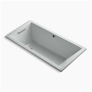 Kohler Co. 1121-W1 Underscore 60-in x 30-in Drop-in Bath wit