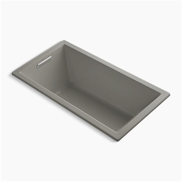 KOHLER 60-in x 32-in Drop-in Bath
