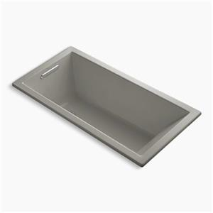 KOHLER 60-in x 30-in Drop-in VibrAcoustic Bath