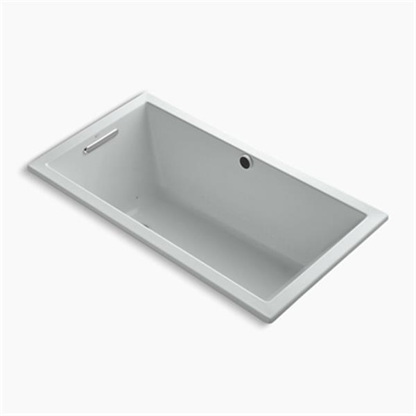 KOHLER 60-in x 32-in Drop-in BubbleMassage Air Bath