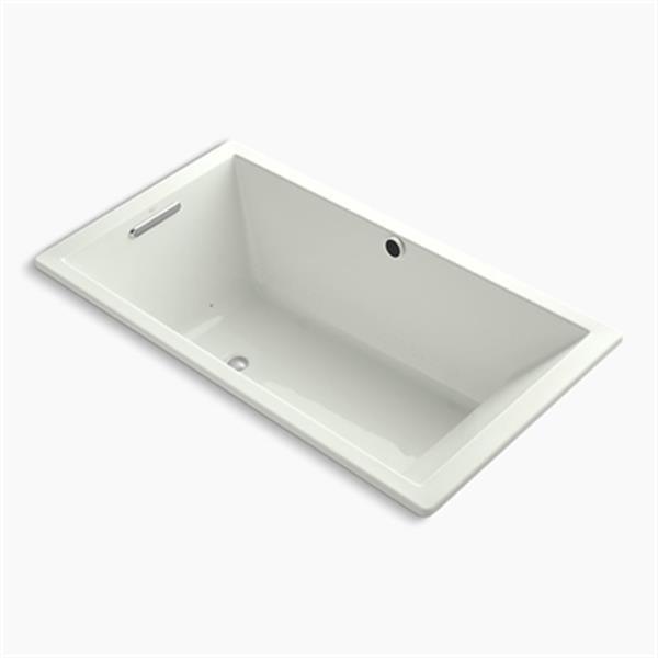 KOHLER 66-in x 36-in Drop-in BubbleMassage Air Bath