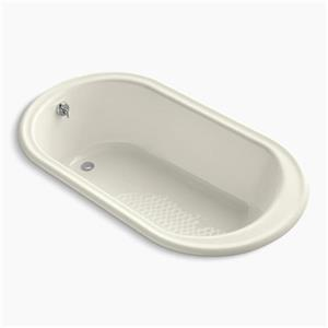 KOHLER 66-in x 36-in Drop-in Bath