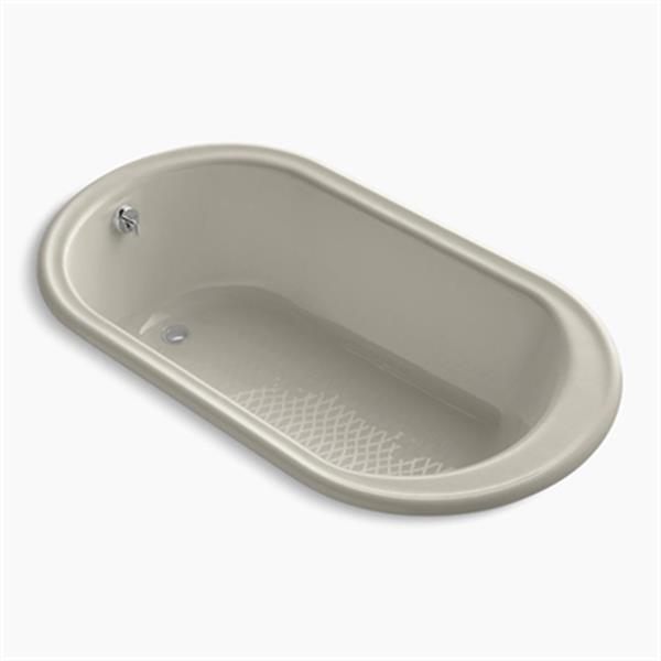 KOHLER 66-in x 36-in Drop-in Bath