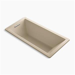 KOHLER 66-in x 32-in Drop-in Bath