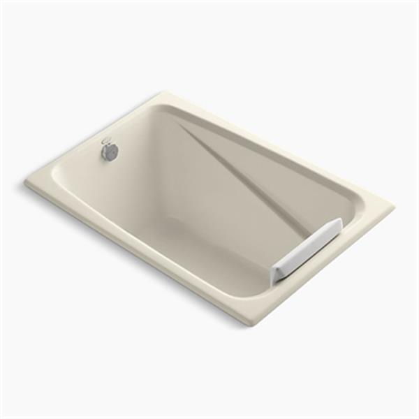KOHLER 48-in x 32-in Drop-in Bath