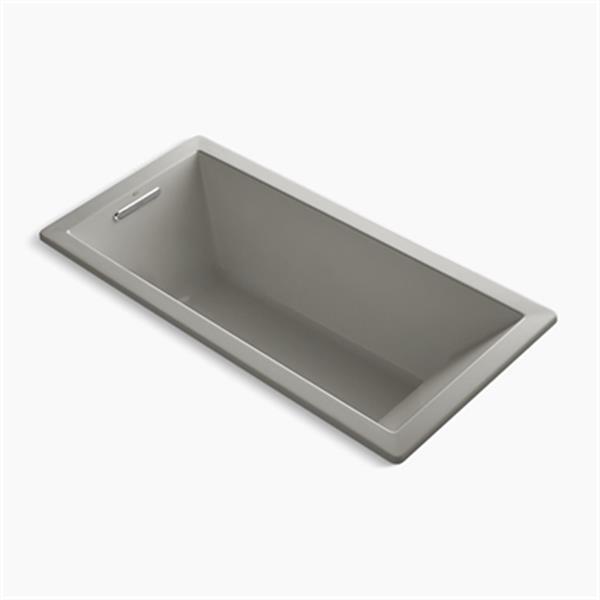 KOHLER 66-in x 32-in Drop-in VibrAcoustic Bath