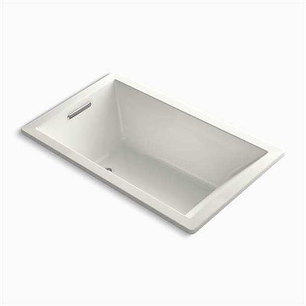 KOHLER 60-in x 36-in Rectangle Drop-in BubbleMassage Air bath