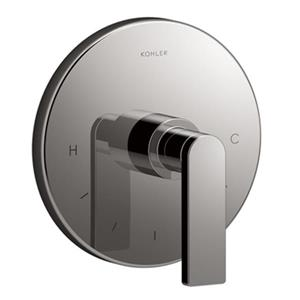 KOHLER Composed Titanium Thermostatic Valve Trim with Single Handle