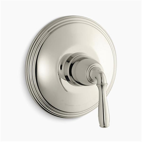 KOHLER Devonshire Vibrant Polished Nickel Thermostatic Trim