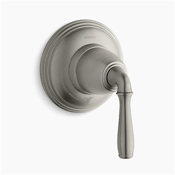 KOHLER Devonshire Vibrant Brushed Nickel Volume Control Trim