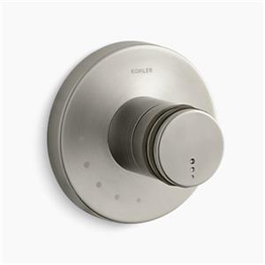 KOHLER Vibrant Brushed Nickel Volume Control Trim