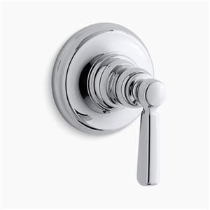 KOHLER Bancroft Polished Chrome Volume Control Trim