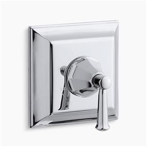 KOHLER Polished Chrome Pressure-Balancing Valve Trim