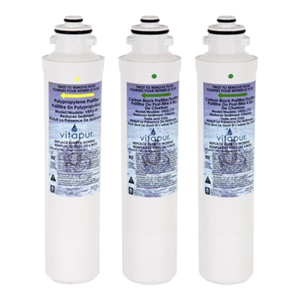 Vitapur Filter Kit for VRO-4Q System