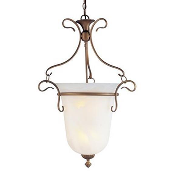 Classic Lighting 6-Light Bellwether English Bronze Large Pendant Light