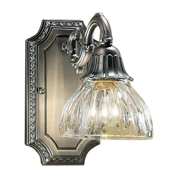 Classic Lighting 57365 Majestic Wall Sconce,57365 FG