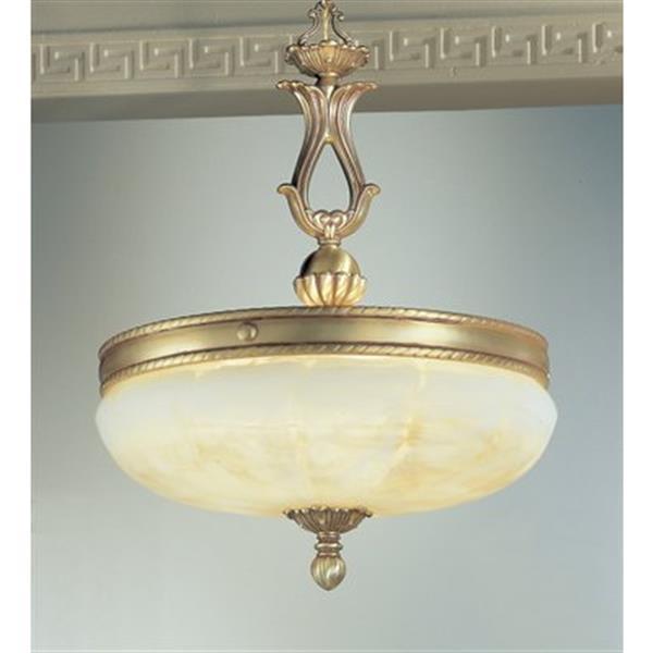 Classic Lighting 5-Light Alexandria Victorian Bronze Large Pendant Light