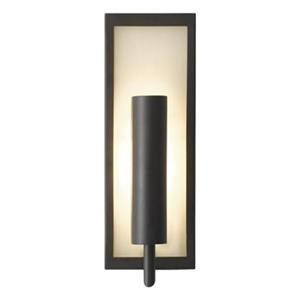 Feiss Mila ADA 14.75-in x 5-in Oil Rubbed Bronze Wall Sconce