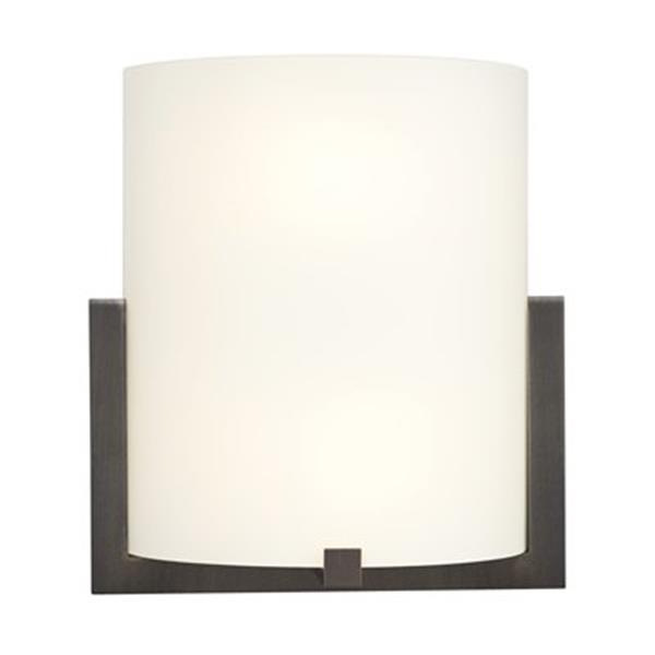 Galaxy 11.13-in x 10.25-in Oil Rubbed Bronze Wall Sconce