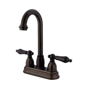 Elements of Design Chicago Oil-Rubbed Bronze Bar Faucet