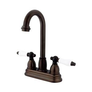 Elements of Design Chicago Oil-Rubbed Bronze Bar Faucet