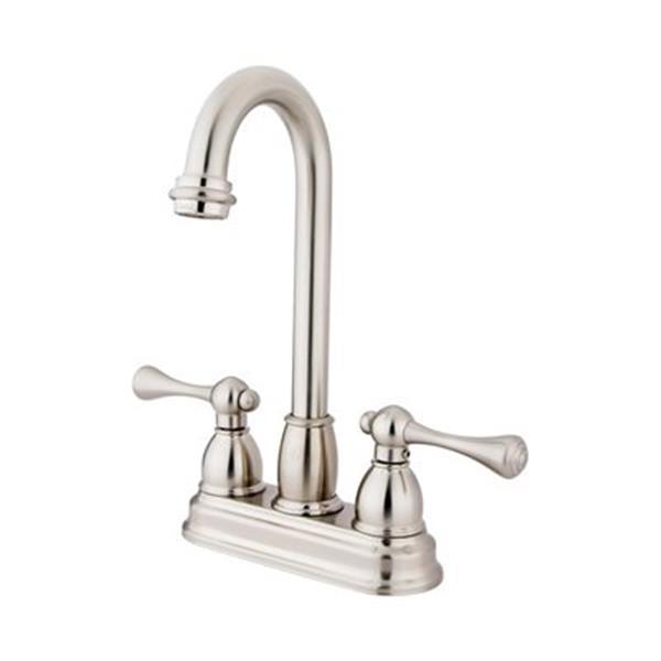 Elements of Design Chicago Satin Nickel Bar Faucet