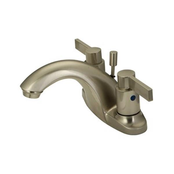 Elements of Design EB864 NuvoFusion high Rise Spout Centerse