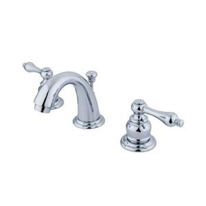 Elements of Design Magellan 2.5-in Chrome Widespread Faucet