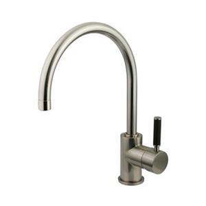 Elements of Design Kaiser Vessel Satin Nickel Kitchen Faucet