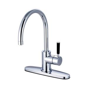 Elements of Design Kaiser Satin Nickel Kitchen Faucet