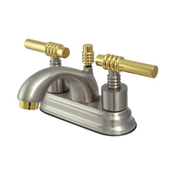 Elements of Design ES260 Deck Centerset Faucet,ES2609ML