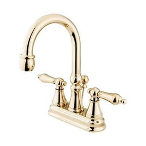 Elements of Design Brass Centerset Faucet