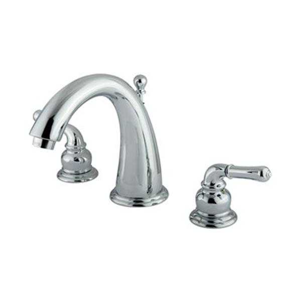 Elements of Design ES296 Widespread Lavatory Faucet,ES2961