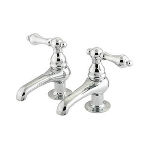 Elements Of Design Chicago Chrome Basin Faucet