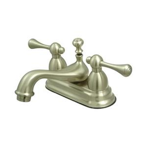 Elements of Design St. Louis Nickel Centerset Faucet