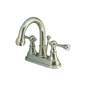 Elements of Design English Country Chrome Centerset Faucet