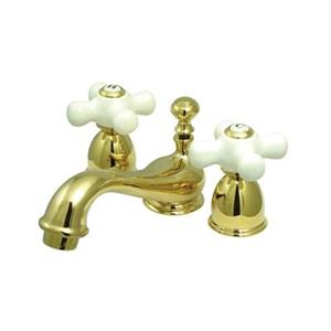 Elements of Design Chicago Brass Mini Widespread Faucet