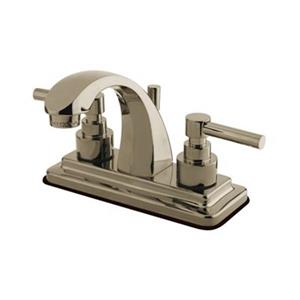 Elelments of Design Tampa Satin Nickel Centerset Faucet