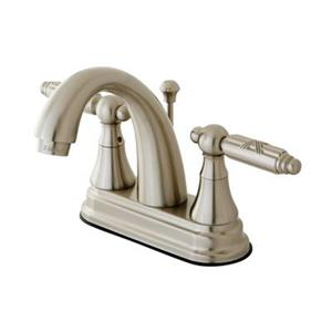 Elements of Design Elizabeth Nickel Centerset Faucet