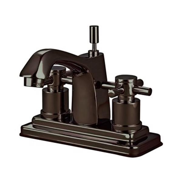 Elements of Design Concord Oil Rubbed Bronze Centerset Faucet