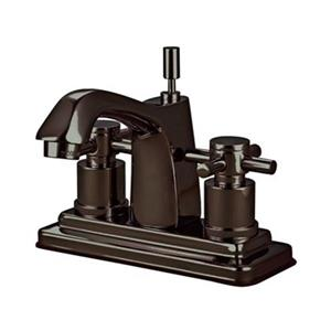 Elements of Design Concord Oil Rubbed Bronze Centerset Faucet