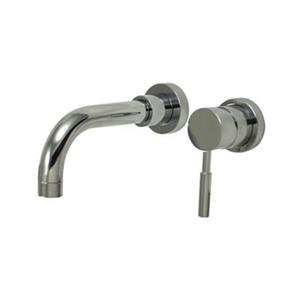 Elements of Design Chrome Concord Wall Mounted Faucet