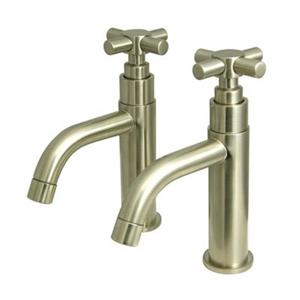 Elements of Design Nickel Concord Basin Faucet