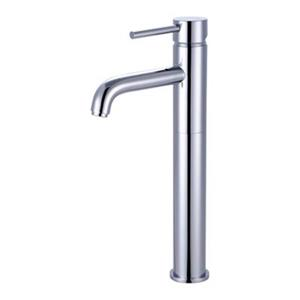 Pioneer Industries Motegi Brushed Nickel Single Handle Single Hole Faucet