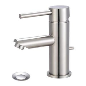 Pioneer Ind. Motegi Brushed Nickel Single Handle Single Hole Faucet
