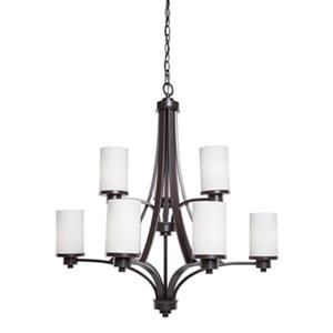 Artcraft Lighting Parkdale 9-Light Oil Rubbed Bronze Chandelier