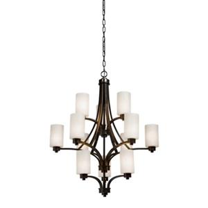 Artcraft Lighting Parkdale 12-Light Oil Rubbed Bronze Chandelier