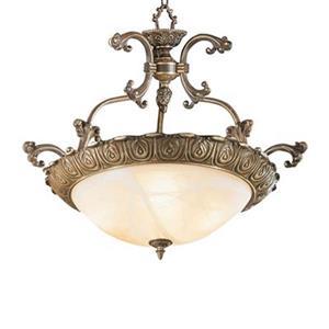 Classic Lighting Livorno 9-Light English Bronze Large Pendant