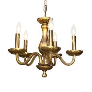 Classic Lighting Monaco 5-Light Gold Chandelier