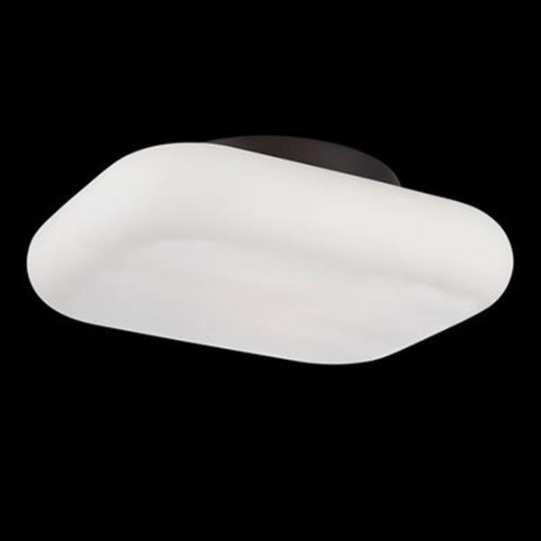 Eurofase Alma Bronze 2-Light LED Flush Mount Light